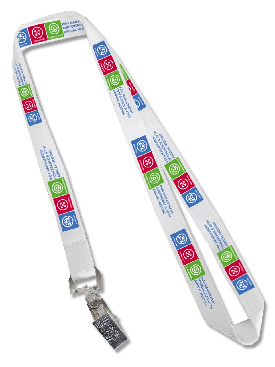 3 COLOR LANYARD