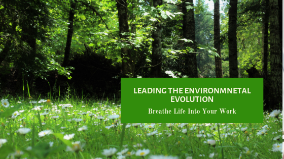 Leading the Environmnetal Evolution (1)