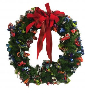 Lanyard Wreath
