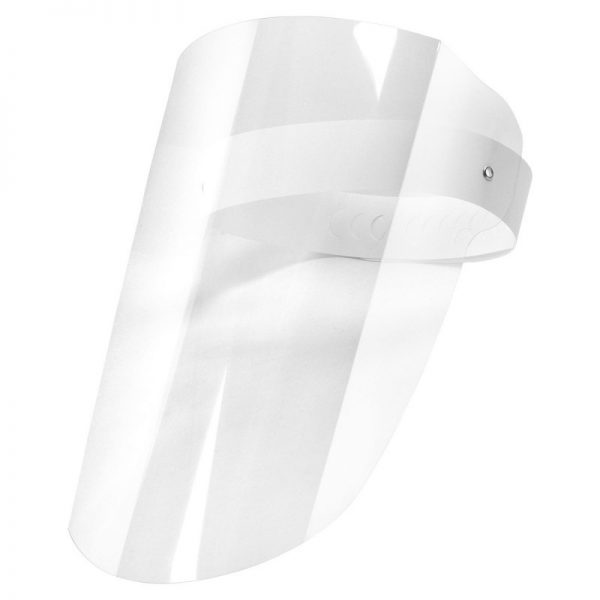 Face Shield Front View